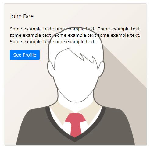 آموزش تعیین عکس به صورت تمام صفحه در کارت Bootstrap 4