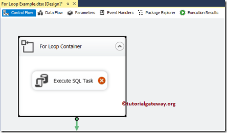 For-Loop-Container-in-SSIS-6