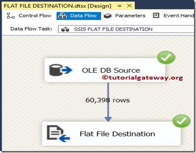 SSIS-FLAT-FILE-Destination-12