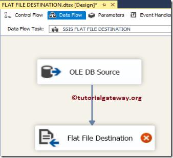 SSIS-FLAT-FILE-Destination-2