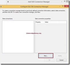 SSIS-Project-Level-Connection-Manager-4