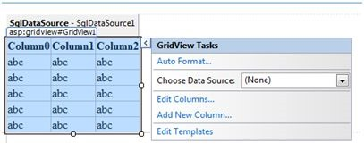 کار با داده ها با استفاده از DataView
