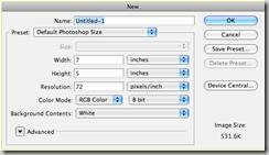 document-setting