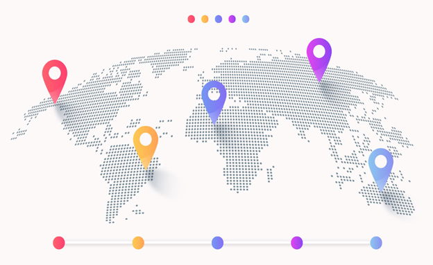 تاثیر موقعیت محلی در گوگل در سئو
