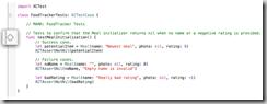 Data Model برای اپلیکیشن IOS