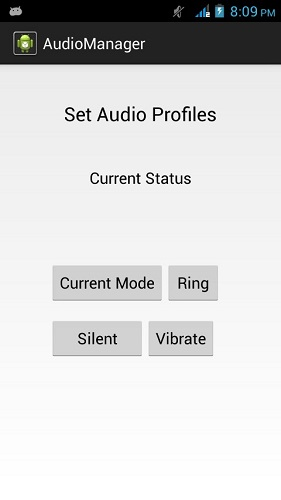 AndroidManager , مدیریت شنیداری,اندروید ,برنامه نویسی ,برنامه نویسی اندروید,,,,,,,