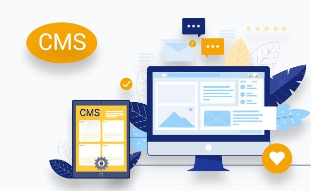 آموزش ساخت سایت با cms