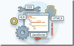 web design using coding